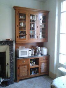 Ebénisterie, placard et meuble de cuisine en bois