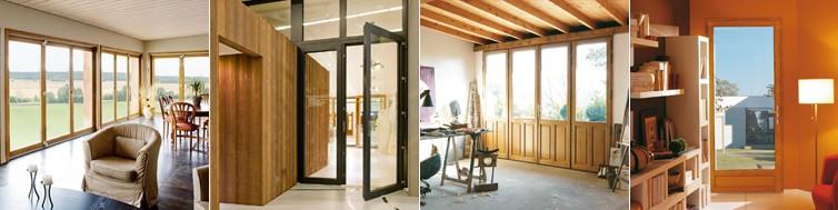 Fenêtre bois, porte-fenêtre bois, coulissant bois à Marcilly sur seine dans la Marne, 51