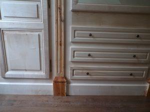 Ebénisterie, Meuble dressing bois, menuisier à Troyes dans l'Aube