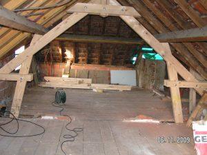 Aménagement de comble, Isolation, rénovation de chapente à Troyes dans l'Aube, 10