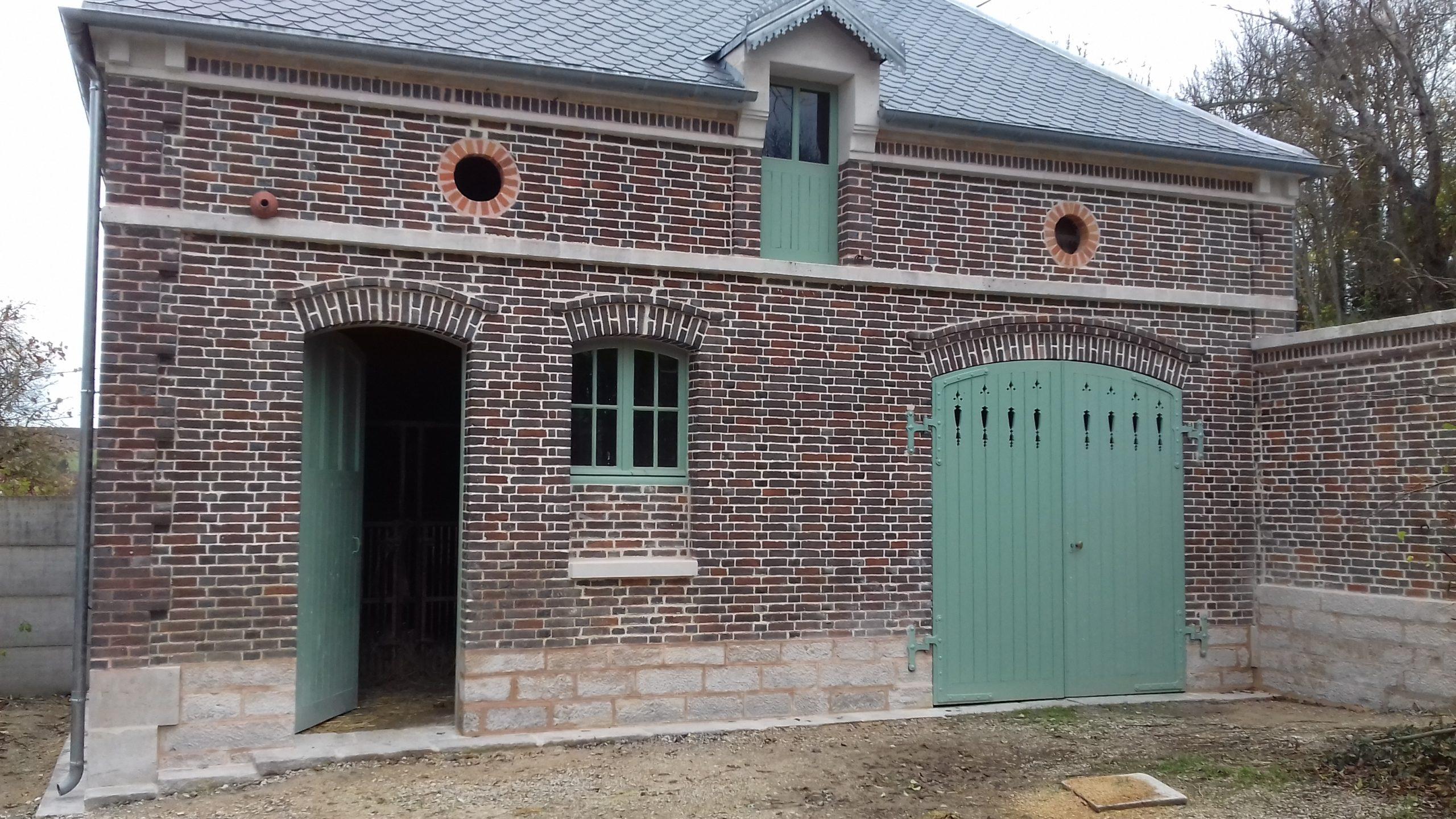 Menuiserie, porte de garage, Bernard Forgeot, Romilly, Troyes, Aube, 10